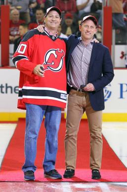New Jersey Devils new owners David Blitzer and Joshua Harris