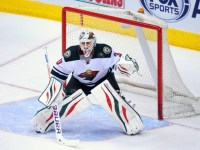 Ilya Bryzgalov has made a steady transition from Edmonton to Minnesota and has amassed a very formidable 4-0-2 record for the Wild while the team's netminding situation has been anything steady. (Matt Kartozian-USA TODAY Sports)