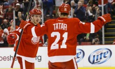 Red Wings Earn Early Points in Spite of Strenuous Schedule
