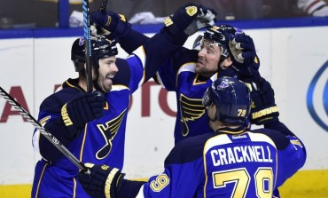 Blues Solidify Roster with Veteran Presence