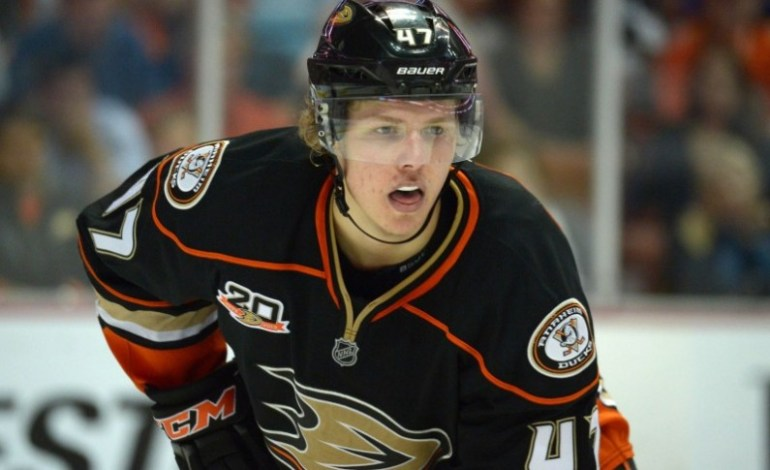 Ducks' Lindholm Seeking Big Contract, Blues' Schwartz Out at Least a Month & More