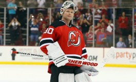 Martin Brodeur Keeper Of New Jersey