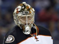 The Anaheim Ducks starting goalie for the season. (Timothy T. Ludwig-USA TODAY Sports)