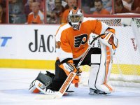 Ray Emery is the best option that the Philadelphia Flyers have in net right now, and fantasy managers should keep track of this situation as Philly's playoff hopes have not been extinguished yet. (Eric Hartline-USA TODAY Sports)