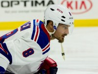 Kevin Klein has been an absolute steal for the New York Rangers - and fantasy managers - this season. (Josh Smith/THW)