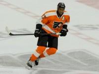 Philadelphia Flyers Forward Wayne Simmonds (Josh Smith/THW)