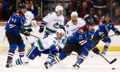 Early Season Litmus Test Provides Mixed Results for Canucks