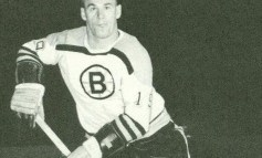 50 Years Ago in Hockey - Bruins Garner First Point