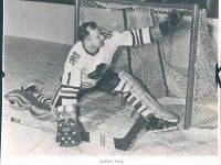 Referred to as Mr. Goalie, Glenn Hall changed the way that goalies played their position.