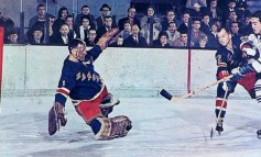50 Years Ago in Hockey - Sawchuk Finally Loses