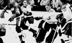 50 Years Ago in Hockey - Lowly Bruins Ground Hawks