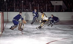 50 Years Ago in Hockey - Lowly Bruins Upset Leafs