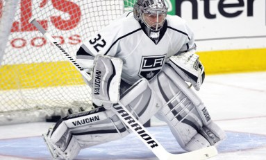 Jonathan Quick Named Starting Goalie for Team USA