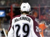 Nathan Mackinnon (Amy Irvin / The Hockey Writers)