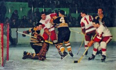 50 Years Ago in Hockey - Lowly Bruins Tie Wings