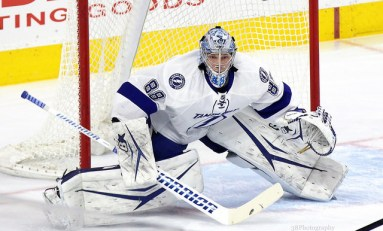 Vasilevskiy's Time as Lightning Starter?