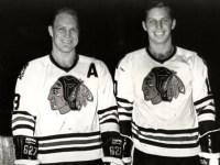 Bobby and Dennis Hull