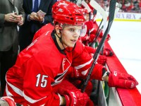 Carolina Hurricanes Andrej Nestrasil - Photo by Andy Martin Jr