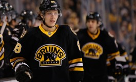 The New and Improved David Pastrnak