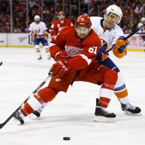 Detroit Red Wings New York Islanders