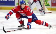 Sergei Zborovskiy Happy to Be a Ranger