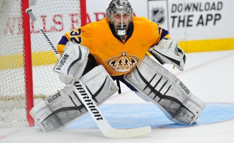 Kings' Goaltending Depth Depleted After Bartosak Suspension