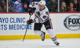 """Marian Hossa """"Could Miss Some Time"""""""