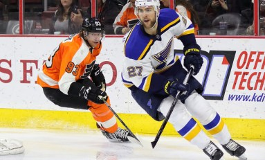 Alex Pietrangelo Out At Least 3 Weeks