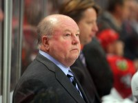 Bruce Boudreau (Dennis Wierzbicki-USA TODAY Sports)