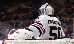 Corey Crawford Dealing With Head Injury: Report
