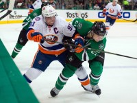 The Islanders must sustain their level of play going into the Stanley Cup Playoffs and cannot afford to falter at such a late stage in the regular season. (Jerome Miron-USA TODAY Sports)
