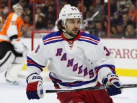 Mats Zuccarello needs to consider his future. [photo: Amy Irvin]
