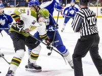 (Justin Sweet/North Bay Battalion)