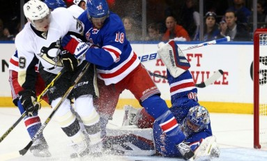Marc Staal Back on Track