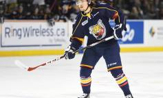 Barrie Colts Duo Among Flames' Top Prospects