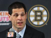 After serving as an assistant general manager for six seasons, Don Sweeney will get his chance to guide the Bruins back to Stanley Cup contenders. (Photo: Bill Sikes/Associated Press)