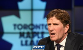 Leafs Played Great: Don't Trust Babcock