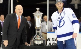 Stamkos Happy With Decision to Stay in Tampa Bay
