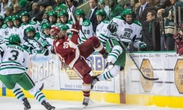 The Road Gets Tougher for UND