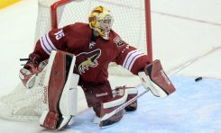 Louis Domingue Keeping Arizona's Playoff Hopes Alive