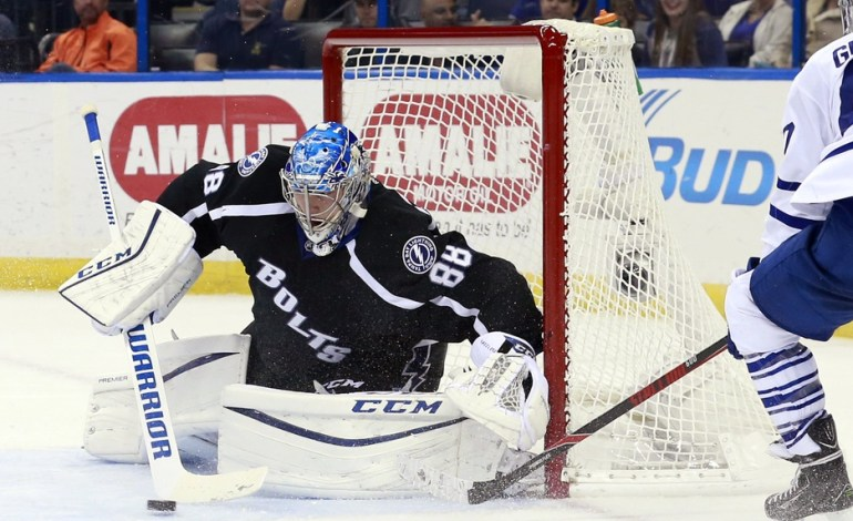 Lightning Sign Andrei Vasilevskiy to Contract Extension