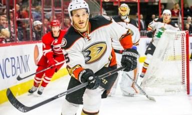 Anaheim Ducks Ink Korbinian Holzer to One-Year Deal