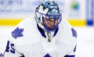 Conditional Pick in Jonathan Bernier Trade Dependent on Stanley Cup