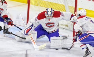 Scrivens Goes Offside in Criticism of Oilers