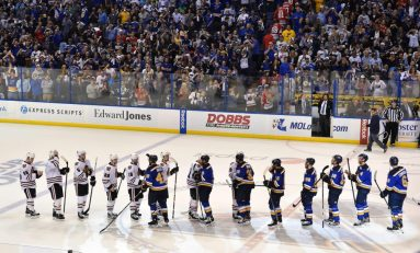 The Balance of Power - A Key to the Blues' Playoff Success