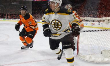 Brad Marchand's Recent Form Pushing Bruins Forward