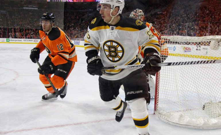 Bruins Have No Time to Waste with Marchand Extension