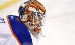 Edmonton Oilers: Talbot Answers the Bell