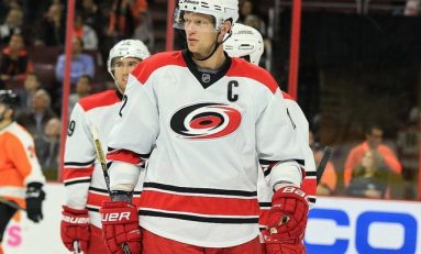 Eric Staal Era Fading to Black?