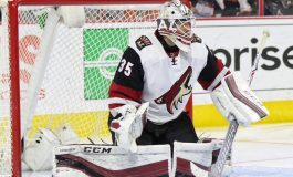 New Year, Same Problems for Arizona Coyotes